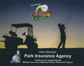 Hole Sponsor Park Insurance