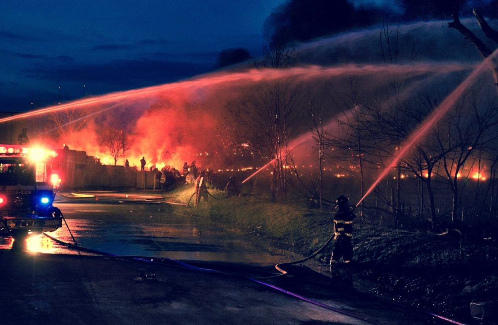 How to Protect Your Commercial Business from Forest Fires