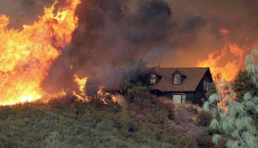 How to protect your home from forest fire park insurance for How to protect your house from fire
