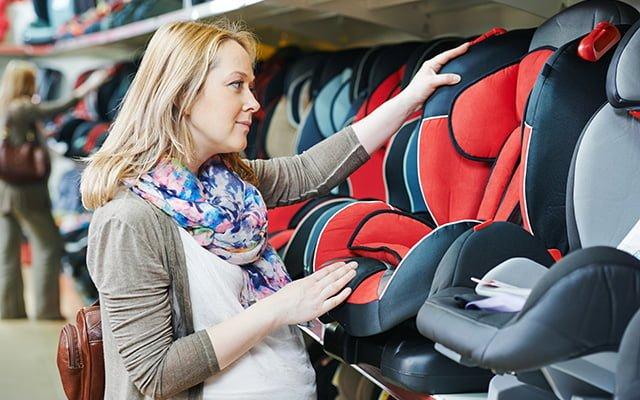Choosing Car Seats For Toddlers