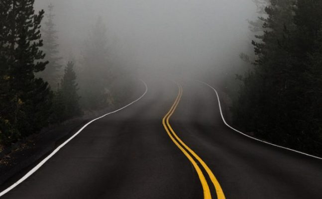 How to Drive in Fog - Safe Driving Tips
