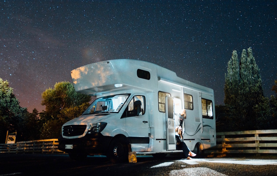 How to Protect Your RV from Theft
