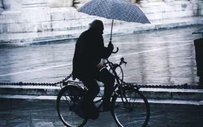 Cycling in the Rain Safety Tips