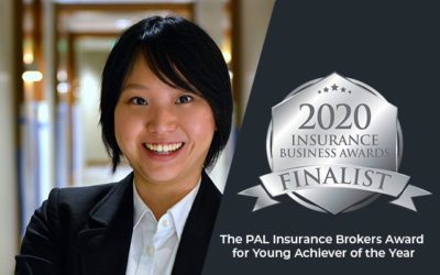 Cathy Su Nominated for the Young Achiever of the Year Award from Insurance Business Magazine