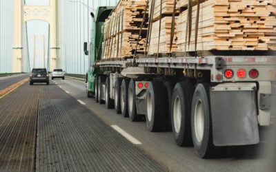 Safety Tips for Driving Behind Trucks