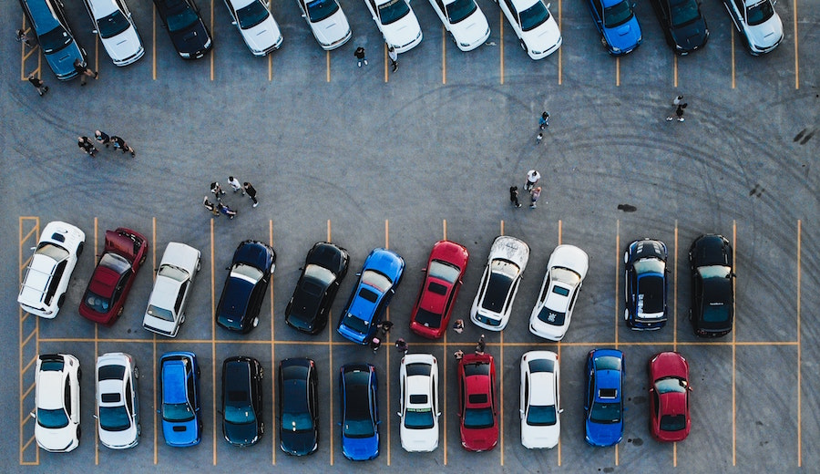 Safe Driving in Parking Lots