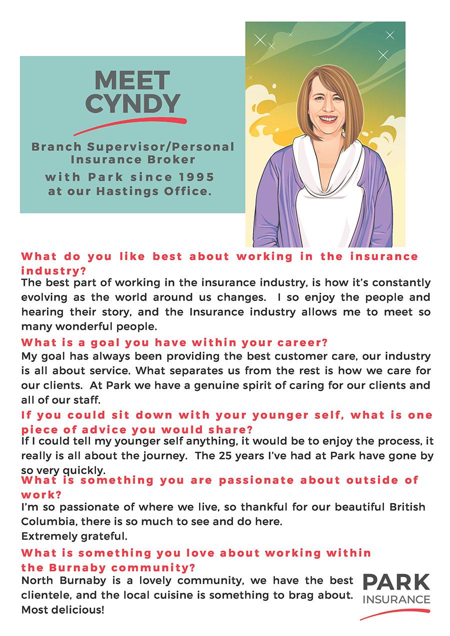 Meet Cyndy